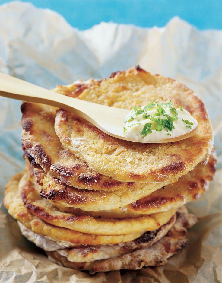 Aina yhtä herkulliset perunarieskat on helppo ja nopea valmistaa. Voit käyttää aterialta yli jääneen perunasoseen rieskojen valmistukseen.