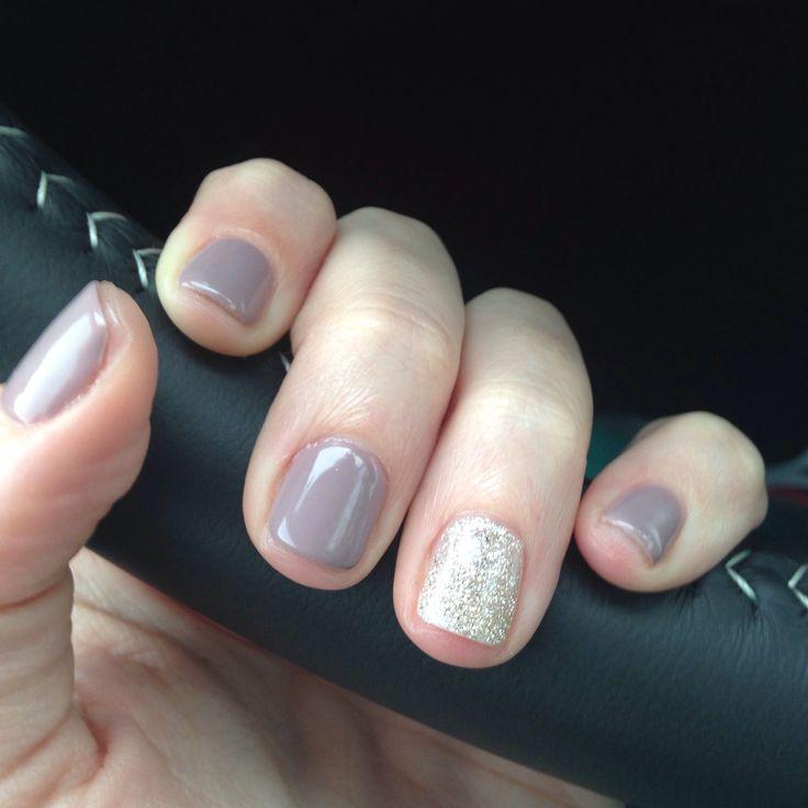 My shellac nails!