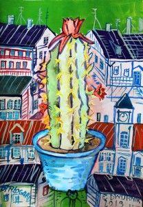 Dwurnik Edward - Polish contemporary art gallery online