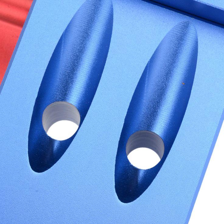 Step Drill Bit & Accessories Mini Kreg Style Wood Work Tool Set