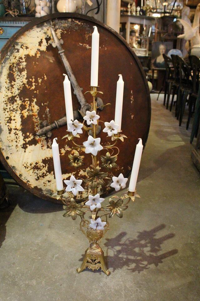 410 best Candelabras images on Pinterest Candelabra, Candle - k chen antik stil