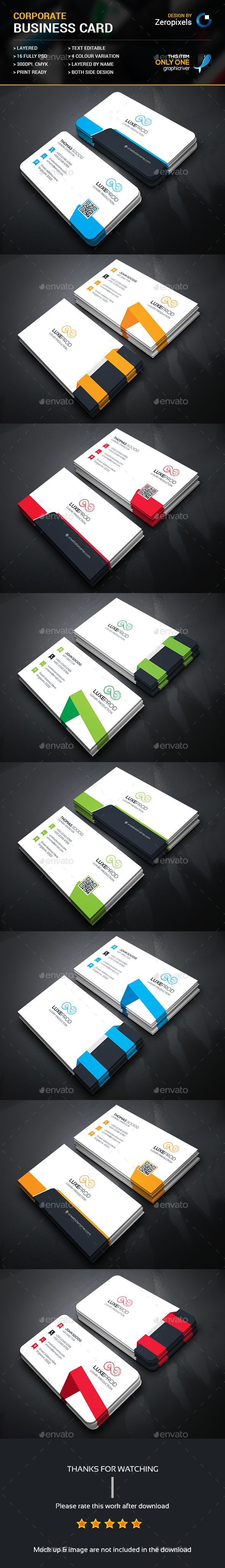 Business Card Bundle Templates PSD. Download here: http://graphicriver.net/item/business-card-bundle/16720984?ref=ksioks