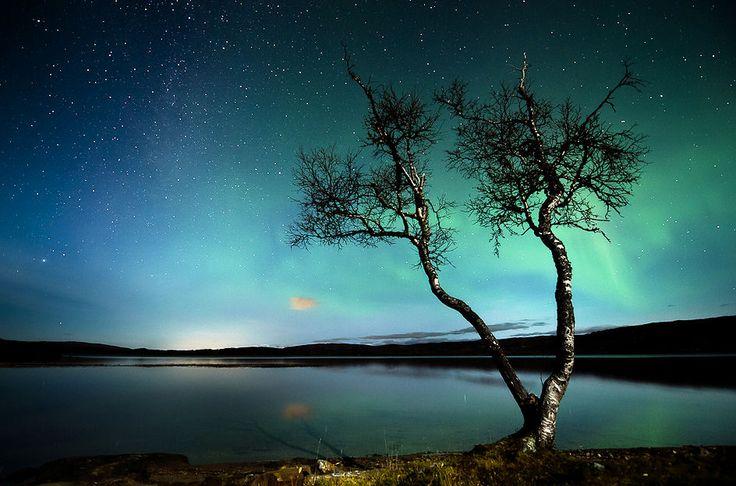 October night   By Tommy Eliassen