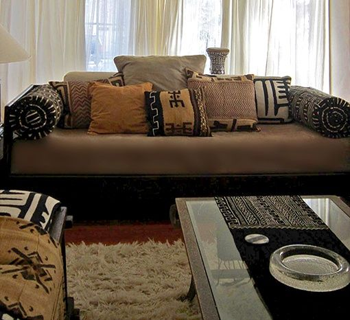 Give Your Home Some African Flair By Adding Gorgeous Mud
