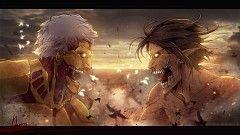 Le titan cuirassé VS le titan renégat