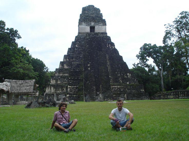 #Guatemala #Tikal, l'antica capitale città-stato dei #Maya cuore della civiltà precolombiana, uno dei luoghi da vedere assolutamente prima di morire.