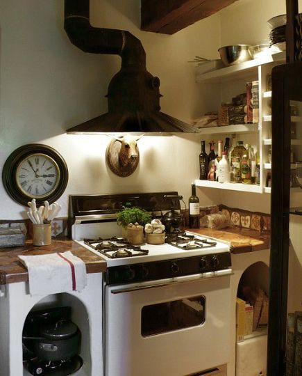 10 best images about vent hood decorating on pinterest for Italian kitchen hood