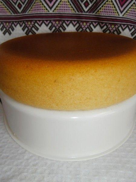 Кекс без борошна (дієтичний шоколадно-квасолевий кекс)