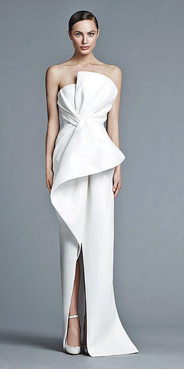Best 25+ Unusual wedding dresses ideas on Pinterest ...