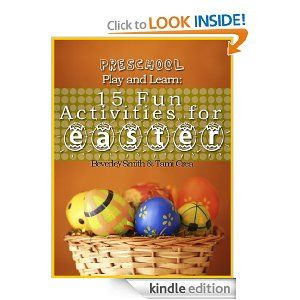 Free! Easter ideas for kids!