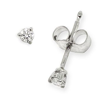 diamond studs :)