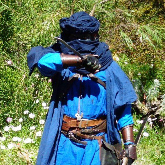 Waadi Orc, LARP by DoctorSprockets.deviantart.com on @deviantART