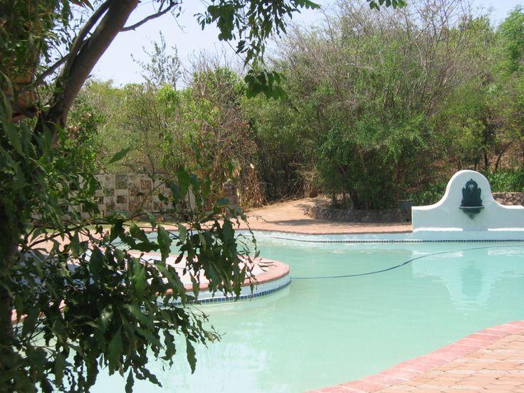 Livingstone Bush Lodge, Zambia