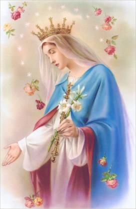 """Nossa Senhora Rainha, Mãe da Igreja No dia 22 de Agosto a Igreja Católica celebra a vida e memória de Nossa Senhora Rainha, a mãe da Igreja, também carinhosamente conhecida como Mãe Rainha. Esse título vem da realeza de Maria, mãe de Jesus, a principio era chamada apenas de """"Mãe do meu Senhor"""" (por sua prima Isabel) e mais tarde """"Mãe do Rei"""" e """"Mãe do Nosso Senhor"""" (por escritores eclesiáticos). Foi no ano de 1954 que o Papa Pio XII instituiu e definiu a """"realeza de Maria"""" para todos. Sua…"""