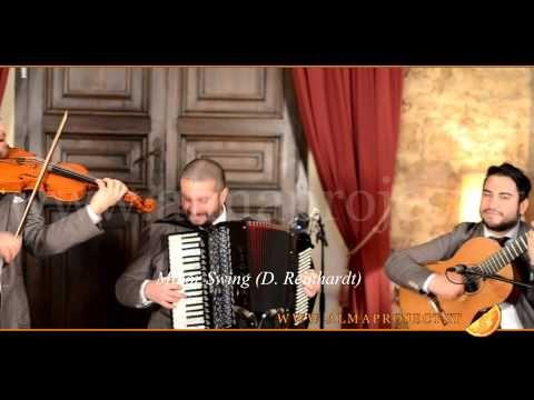 ALMA PROJECT - GS Trio - Minor Swing (Django Reinhardt)