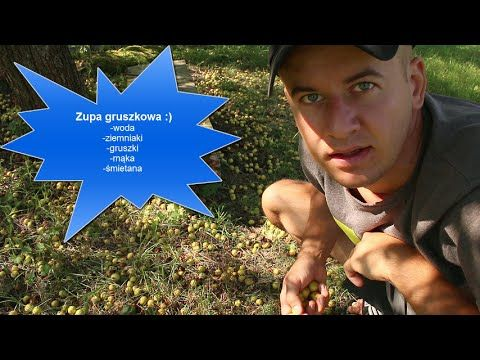 zupa gruszkowa (pierdziołkowa) - YouTube