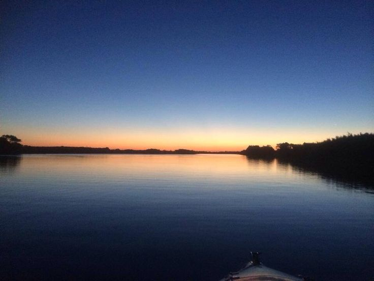 Winner - Best sunrise/sunset. A day on the river Ruamahanga diversion by Rhona.