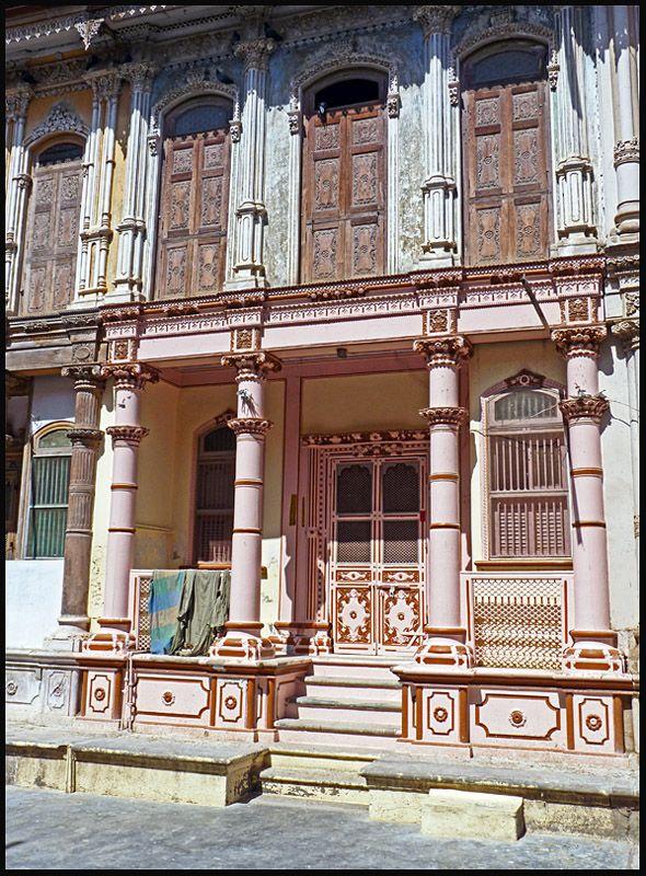 Row-houses - III - Sidhpur, Gujarat