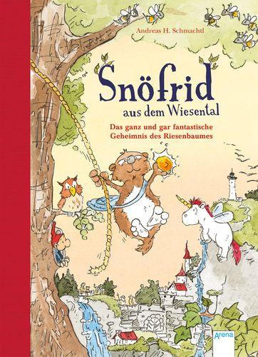 Snöfrid aus dem Wiesental (3) | ARENA Verlag
