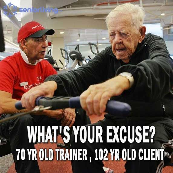 No more excuses!!! Get ready, get motivated & change your life.