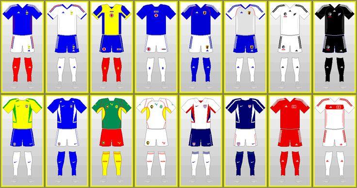 Coupe des Confédérations 2003 FRANCE