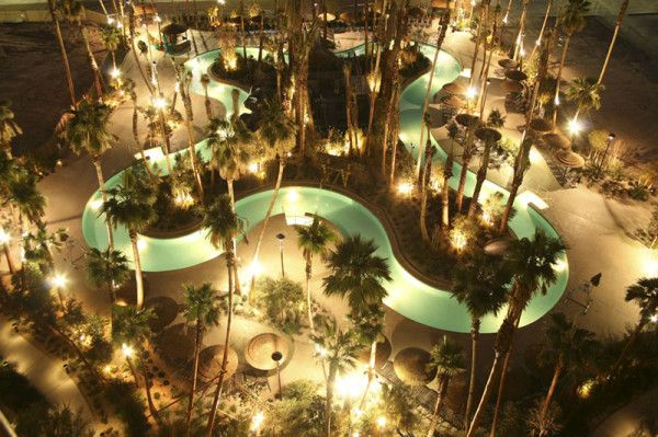 Ultimate Vegas Wedding Venue Guide: Tropical Beach Weddings at Tahiti Village