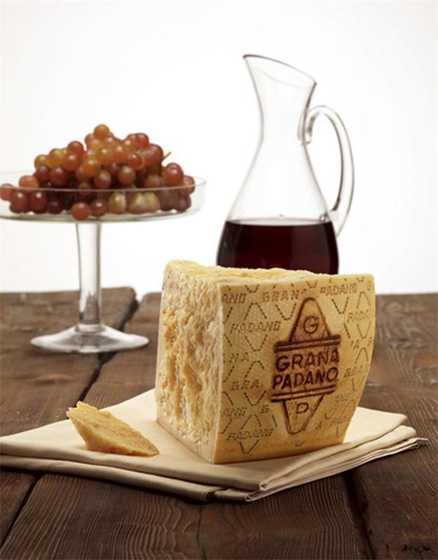 Сыр Грана Падано (Grana Padano) - сокровище, которому тысяча лет
