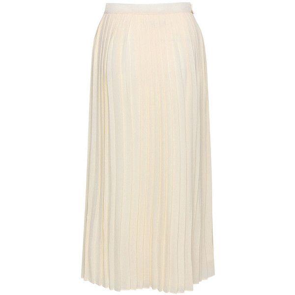 25  best ideas about Beige maxi skirts on Pinterest | Long skirt ...