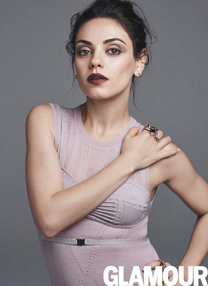 Мила Кунис в American Glamour (Интернет-журнал ETODAY)