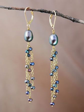 17 Best Images About Handmade Earring Ideas On Pinterest