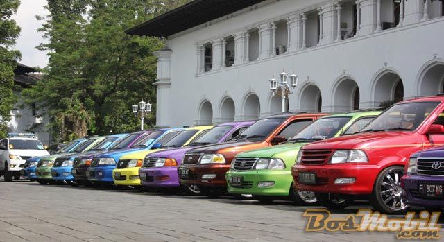 Toyota Kijang Club Indonesia (TKCI), Klub Para Pecinta Kijang #BosMobil