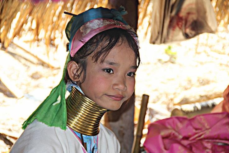 Long Neck Karen Hiiltribe, Chiang Mai