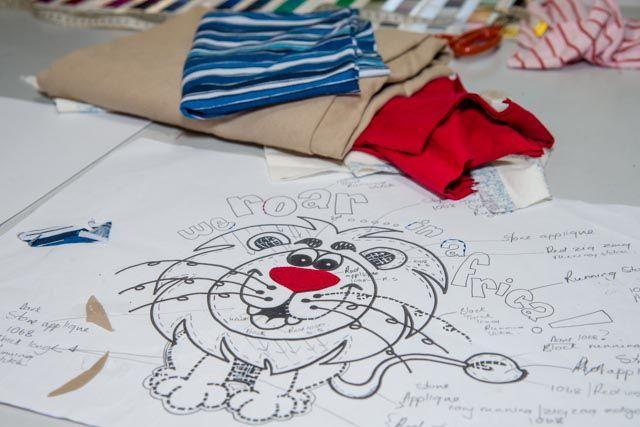 The garment journey - www.hooliganskids.com Fair Trade Kids Clothing