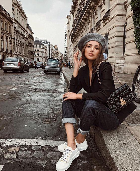 15 Looks de Negin Mirsalehi para ser la más trendy del street style