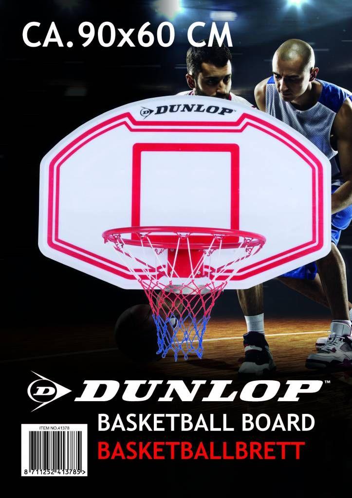 Basketbalbord (Dunlop) #dunlop #basketbal #basketballboard