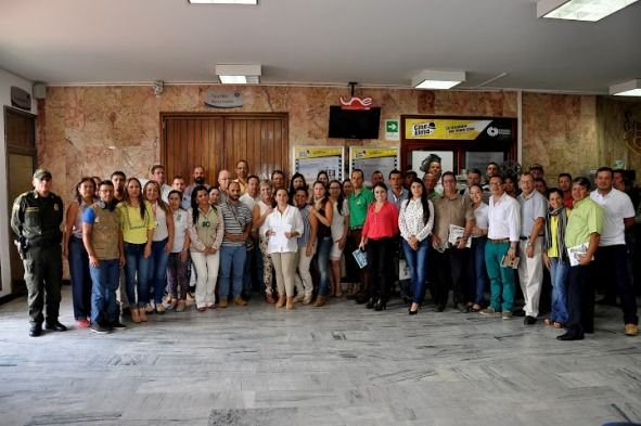 Gobernación de Risaralda dio inicio oficial a la  Mesa Departamental de Turismo