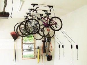 Best 25+ Garage Bike Rack Ideas On Pinterest | Bicycle Storage, Bicycle  Storage Garage And Bike Racks For Garage