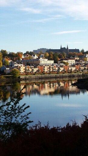 Nidelva, Trondheim,  Norway