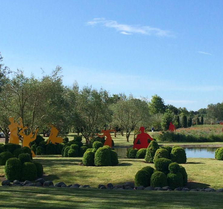 Wildflower Sculpture Exhibition