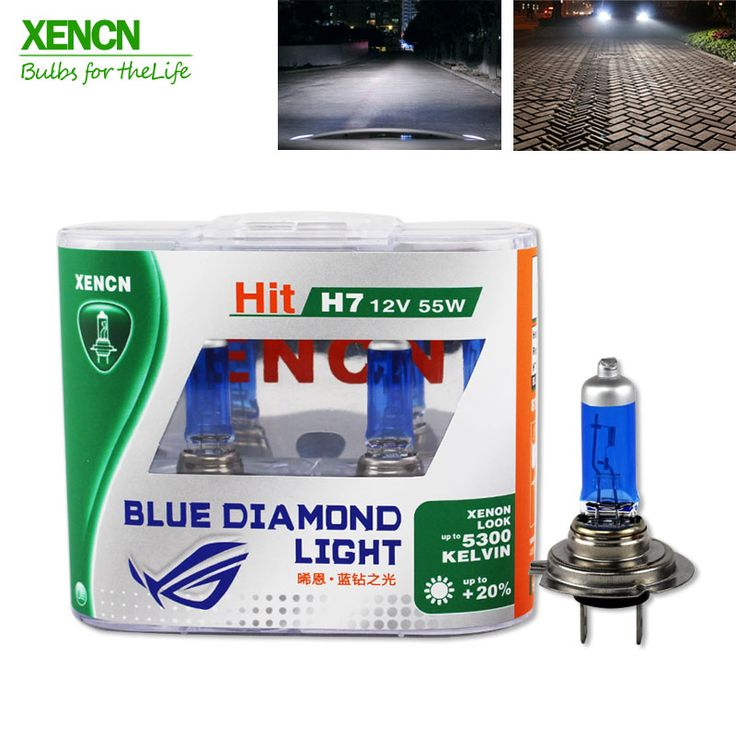Cute Xencn h v watt karat xenon blau diamant licht auto scheinwerfer Halogen