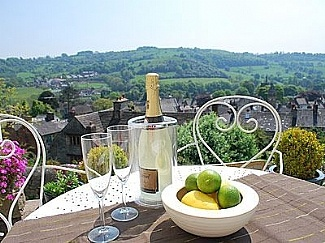Stunning Views Over The Rooftops And Surrounding Countryside Vacation Rental in Wirksworth from @homeaway! #vacation #rental #travel #homeaway