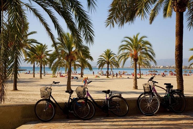 El' Arenal, Mallorca.