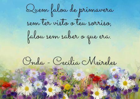 Poemas de Cecília Meireles - Português