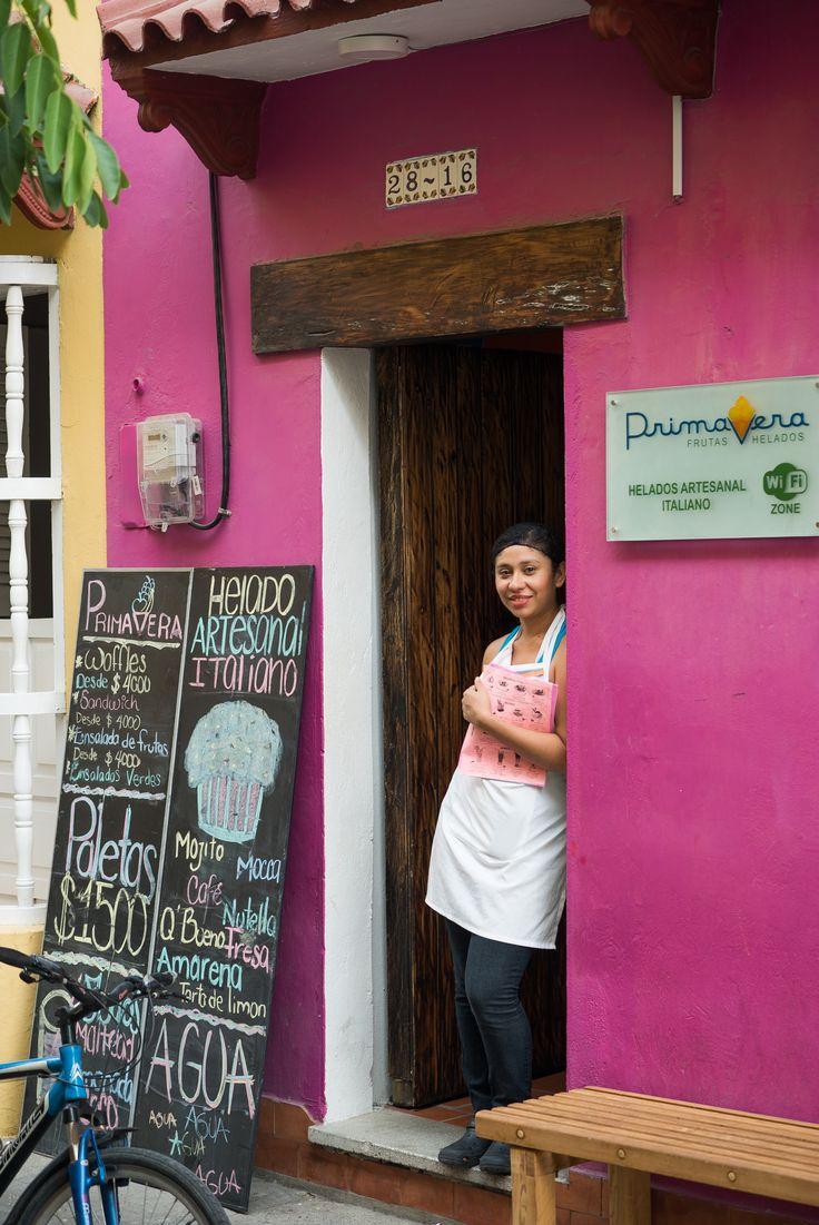 La vida en las calles y sus colores son una combinación divicil de encontrar en otros lugares. Es el Caribe más puro.
