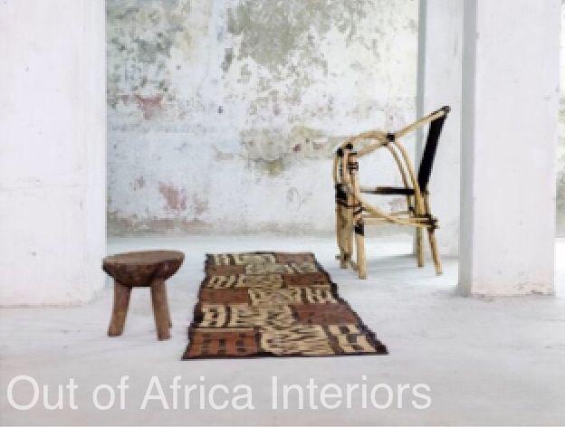 Kuba Cloths Decoratie Interieur Woonkamer