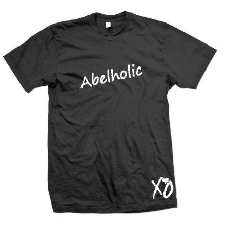 The Weeknd T-Shirts, Custom Weeknd Shirts, Abelholic, The Weeknd Clothing, XO, Weeknd Fan Gear, XO tshirts, New music, by Chemontees on Etsy