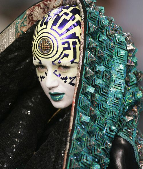 Manish Arora autumn/winter 2007/2008 collection