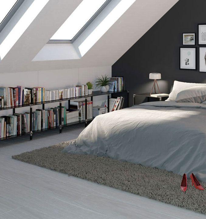 Schlafzimmer Ideen Mit Dachschr臠e