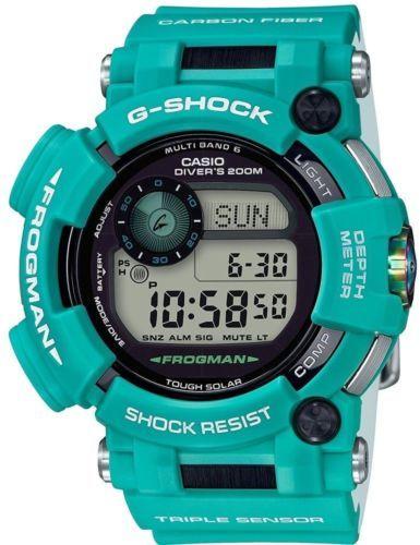 CASIO G-shock Frogman gwfd 1000MB-3 GWF-D1000MB-3 Master Em Azul Marinho 1 últimos!