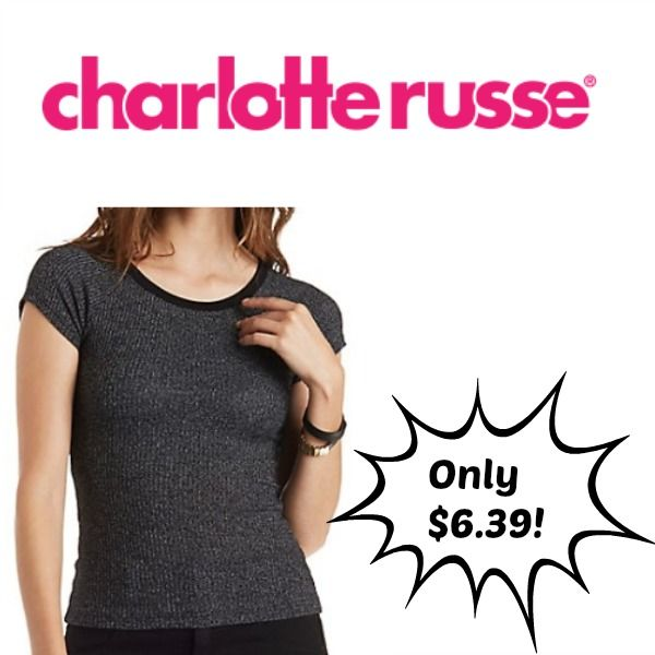Charlotte Russe Promo Code: Score 20% Off Clearance Score an extra 20% off clearance with our Charlotte Russe coupon. Now would…